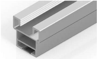 Imagem de Perfil Solar Group Fibrocimento para 4 Modulos