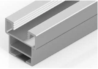 Imagem de Perfil Solar Group Telha Ceramica para 4 Modulos