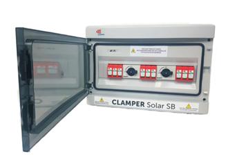 Imagem de String Box Clamper Solar Sb600 3e/3s