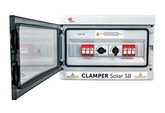 Imagem de String Box Clamper Solar Sb1000 3-4e/2s