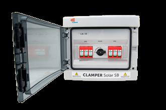 Imagem de String Box Clamper Solar Sb1000 1-2e/2s