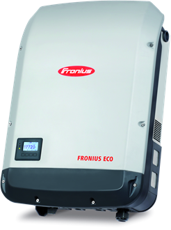 Imagem de Inversor Fronius Eco 25.0-3-S - 25kw - 1 Mppt - 380v