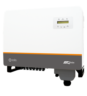 Imagem de Inversor Solis Trifasico 30kw - 3 Mppt - 380v - Solis-30k-5g Wifi