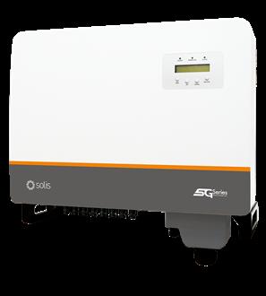 Imagem de Inversor Solis Trifasico 40kw-5g - 4 Mppt - 380v - Solis-40k-5g Wifi