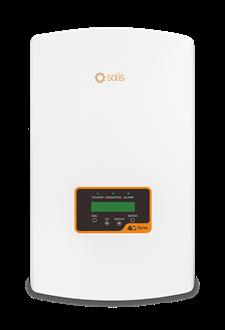 Imagem de Inversor Solis Monofasico 10kw - 3 Mppt - Solis-1p10k-4g Wifi