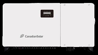 Imagem de Inversor Canadian Trifasico 100kw - 10 Mppt - 380v Wifi